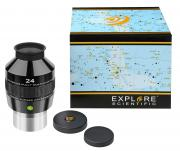 "EXPLORE SCIENTIFIC 82° Ar Oculaire 24mm (2"")"