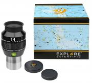 "EXPLORE SCIENTIFIC 82° Ar Oculaire 14mm (1,25"")"