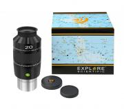 "EXPLORE SCIENTIFIC 100° N2 Oculaire 20mm (2"")"