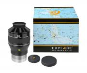 "EXPLORE SCIENTIFIC 100° Ar Eyepiece 30mm (3""/76,2mm)"