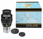 "EXPLORE SCIENTIFIC 82° Ar Oculare 6,7mm (1,25"")"