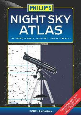 Philip's Nachthimmelatlas - Überarbeitete Ausgabe  - Sprache: Englisch