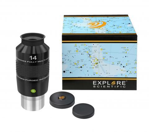 """EXPLORE SCIENTIFIC 100° Ar Oculaire 14mm (2"""")"""