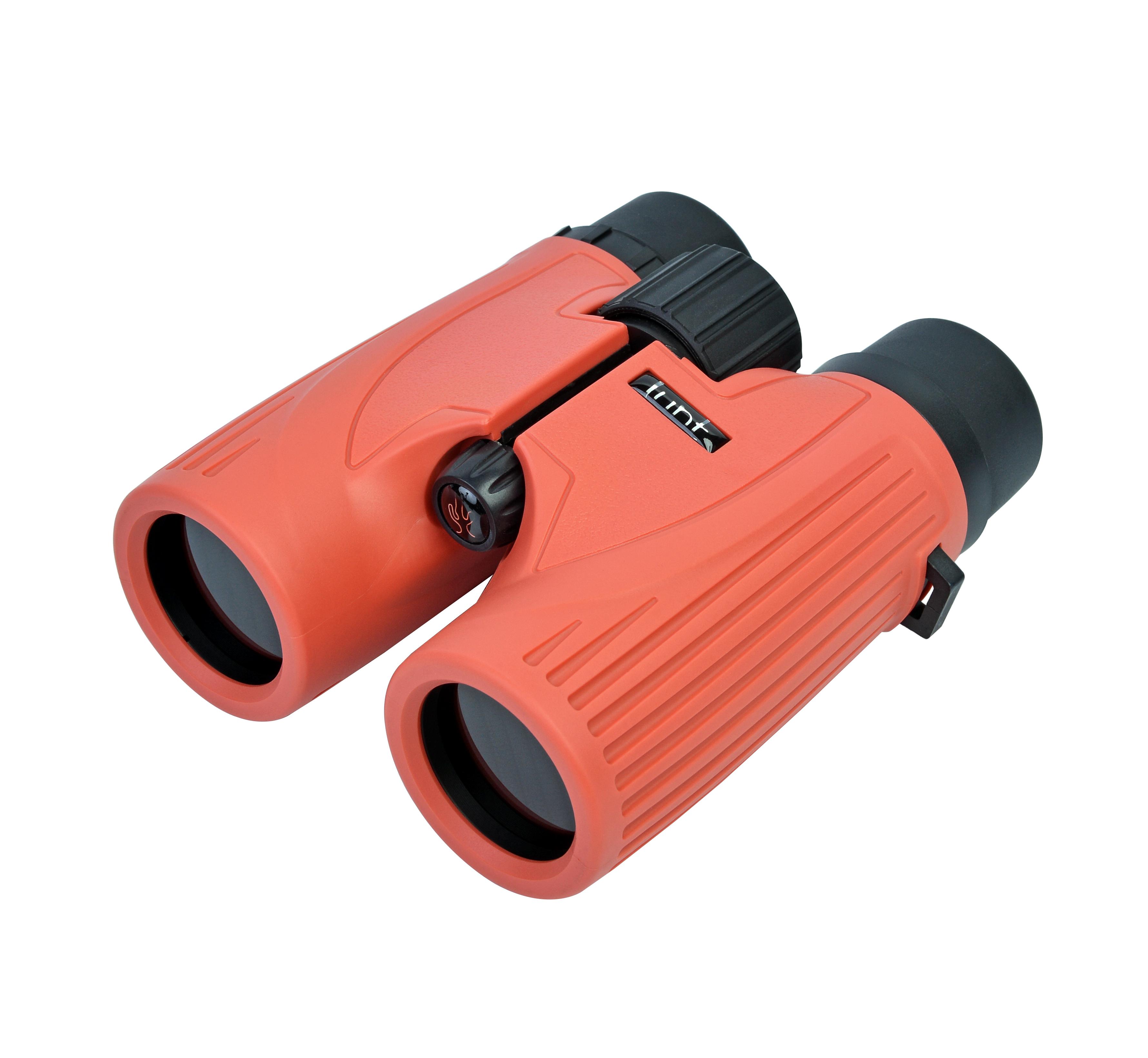LUNT 8x32 White-Light SUNoculars (Red)  b3ee938d26f4
