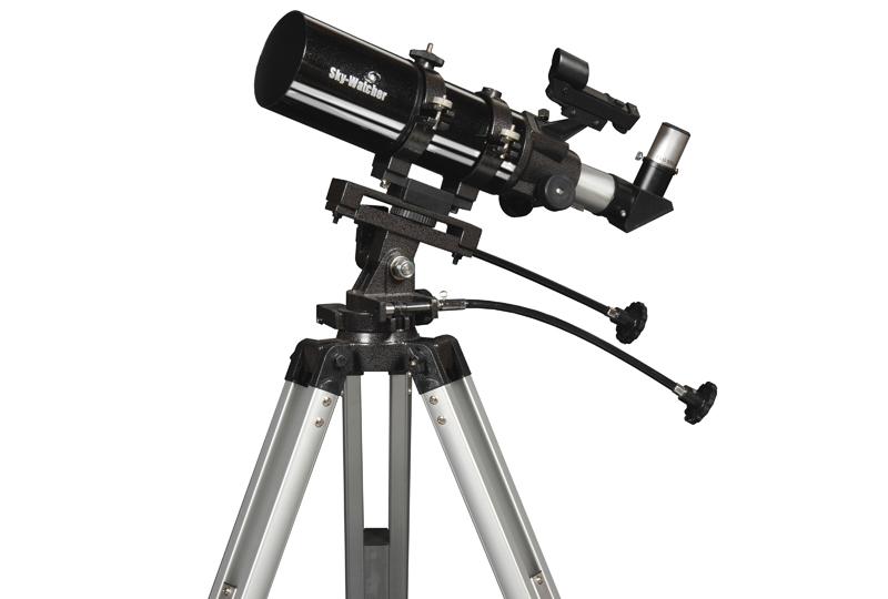 Skywatcher startravel 80 az3 refraktorteleskop mit azimutaler